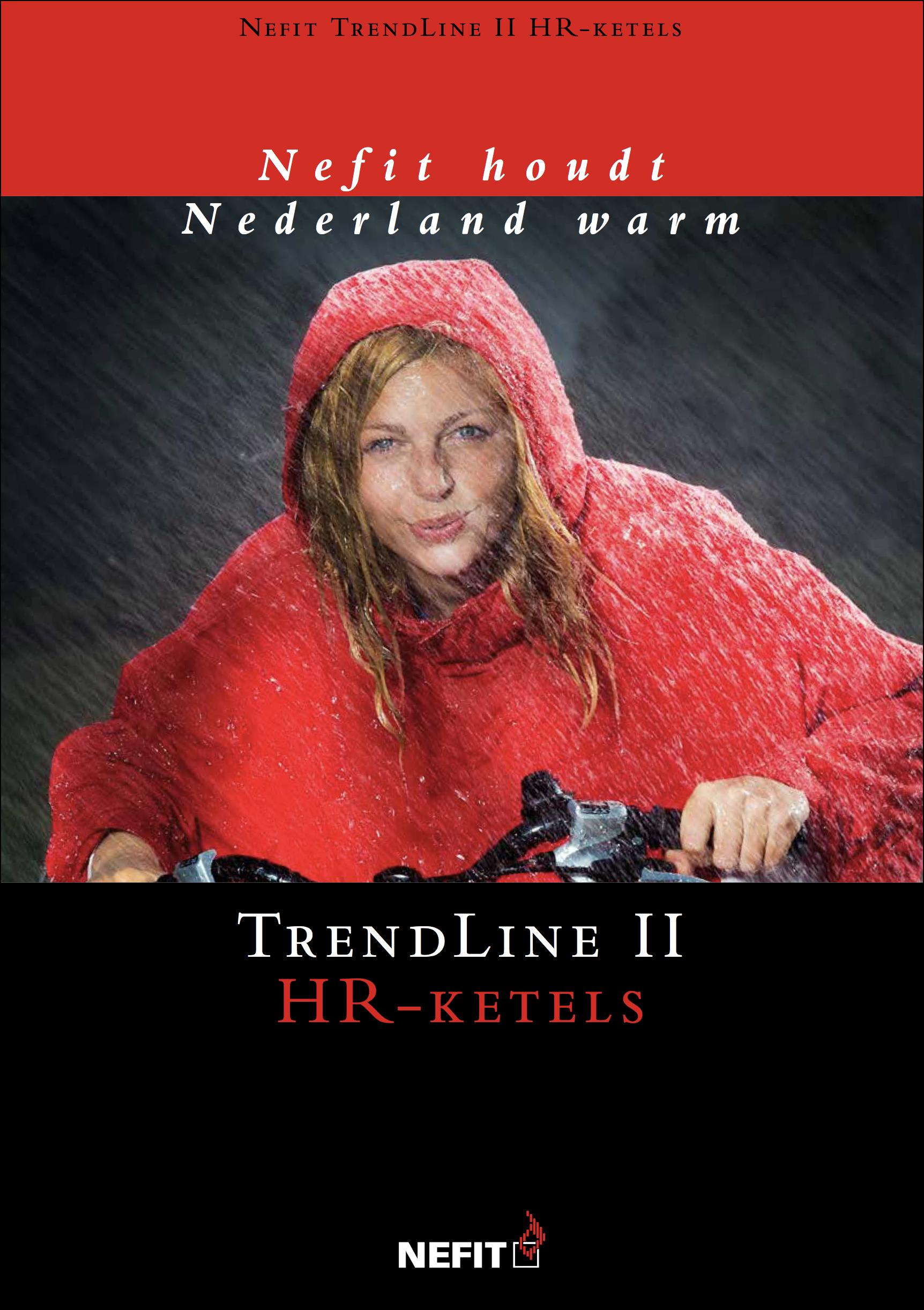 Brochure Nefit Trendline HR-ketels